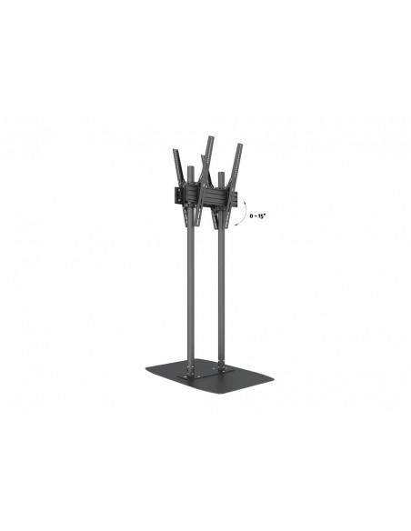 """Multibrackets 8984 kyltin näyttökiinnike 2.29 m (90"""") Musta Multibrackets 7350073738984 - 7"""