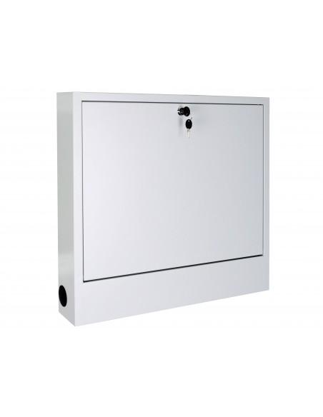 Multibrackets 0419 tietokoneen suojakotelo Valkoinen Terästä 1 kpl Multibrackets 7350105210419 - 1