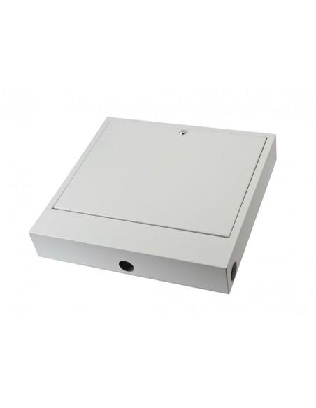 Multibrackets 0419 tietokoneen suojakotelo Valkoinen Terästä 1 kpl Multibrackets 7350105210419 - 6