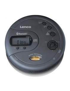 Lenco CD-300 MP3 player Black Lenco CD-300SCHWARZ - 1