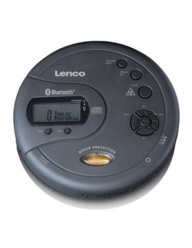 Lenco CD-300 MP3-soitin Musta Lenco CD-300SCHWARZ - 1