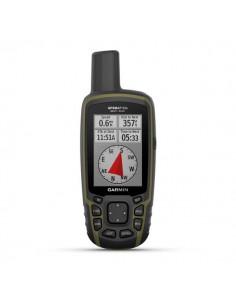 Garmin GPSMAP 65s GPS-jäljitin Henkilökohtainen 16 GB Musta Garmin 010-02451-11 - 1