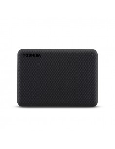 Toshiba Canvio Advance ulkoinen kovalevy 1000 GB Musta Toshiba HDTCA10EK3AA - 1