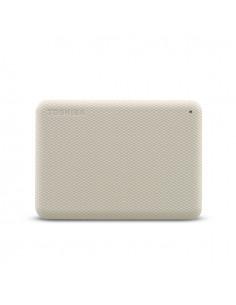 Toshiba Canvio Advance ulkoinen kovalevy 1000 GB Valkoinen Toshiba HDTCA10EW3AA - 1
