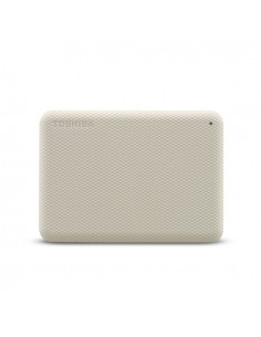 Toshiba Canvio Advance 4tb White Toshiba HDTCA40EW3CA - 1