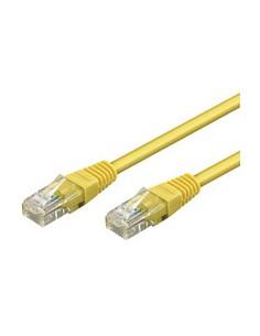 Goobay CAT 6-700 UTP Yellow 7m verkkokaapeli Keltainen Goobay 68428 - 1
