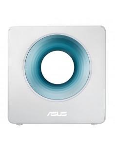 ASUS Blue Cave AC2600 trådlös router Gigabit Ethernet Dual-band (2,4 GHz / 5 GHz) Silver Asus 90IG03W1-BU9000 - 1