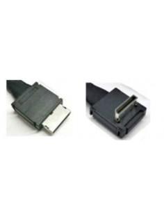 Intel AXXCBL470CVCR cable gender changer OCuLink SFF-8611 Musta Intel AXXCBL470CVCR - 1