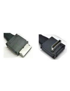 Intel AXXCBL800CVCR cable gender changer OCuLink SFF-8611 Musta Intel AXXCBL800CVCR - 1