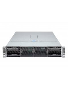 Intel H2204XXLRE modulaarinen palvelinalusta Teline ( 2U ) Intel H2204XXLRE - 1
