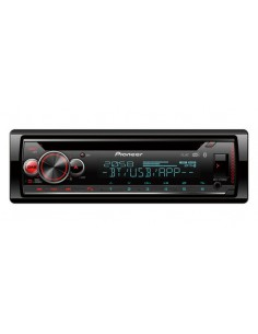 Pioneer DEH-S720DAB auton mediavastaanotin Musta 200 W Bluetooth Pioneer DEH-S720DAB - 1