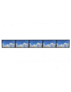"""HI-ND Videorow conference room landscape 2x65 Grey 165.1 cm (65"""") Harmaa Hi Nd VR6500-0201 - 1"""