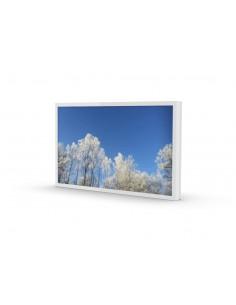 HI-ND Wall casing, RAL 9010 Samsung 65,landscape Valkoinen Hi Nd WC6500-0101-01 - 1