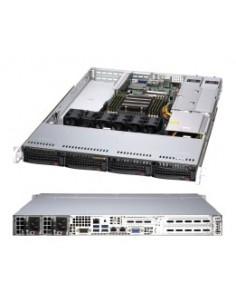 Supermicro A+ Server 1014S-WTRT Socket SP3 Teline ( 1U ) Musta Supermicro AS -1014S-WTRT - 1