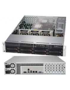 Supermicro SuperServer 6029P-TR Intel® C621 LGA 3647 (Socket P) Teline ( 2U ) Musta Supermicro SYS-6029P-TR - 1