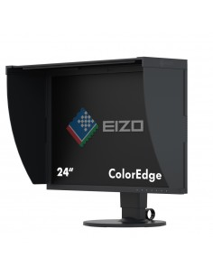 "EIZO ColorEdge CG2420 LED display 61.2 cm (24.1"") 1920 x 1200 pikseliä WUXGA Musta Eizo CG2420 - 1"