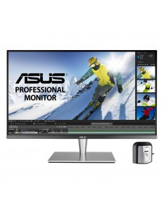 "ASUS PA32UC-K 81.3 cm (32"") 3840 x 2160 pixels 4K Ultra HD LED Black, Grey Asus 90LM03H0-B02370 - 1"
