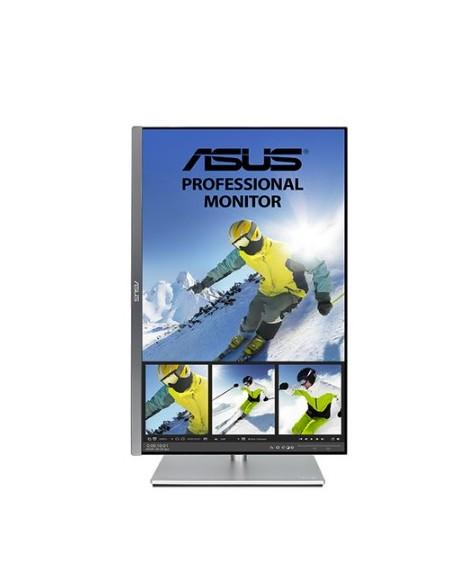 "ASUS ProArt PA24AC 61.2 cm (24.1"") 1920 x 1200 pixlar WUXGA LED Silver Asus 90LM04B0-B01370 - 3"