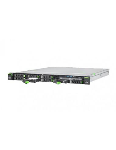 Fujitsu PRIMERGY RX1330 M3 palvelin 3 GHz 8 GB Teline ( 1U ) Intel® Xeon® E3 v6 450 W DDR4-SDRAM Fts VFY:R1333SC080IN - 1