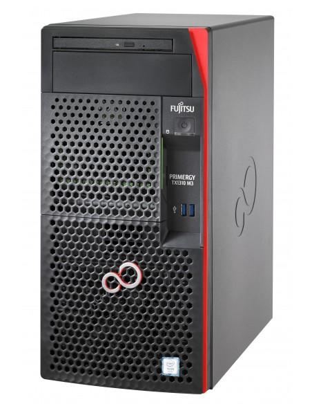 Fujitsu PRIMERGY TX1310 M3 palvelin 3.3 GHz 8 GB Tower Intel® Xeon® E3 v6 250 W DDR4-SDRAM Fts VFY:T1313SC080IN - 2