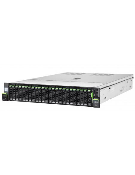 Fujitsu PRIMERGY RX2540 M5 palvelin 12 TB 2.2 GHz 16 GB Teline ( 2U ) Intel® Xeon Silver 450 W DDR4-SDRAM Fujitsu Technology Sol
