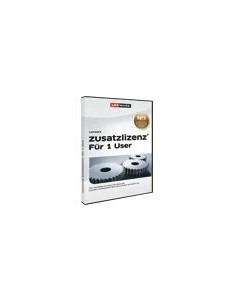 Lexware 09198-2014 ohjelmistolisenssi/-päivitys 1 lisenssi(t) Elektroninen ohjelmistolataus (ESD) Saksa Lexware 09198-2014 - 1