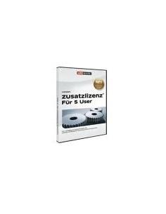 Lexware 09199-2012 ohjelmistolisenssi/-päivitys 5 lisenssi(t) Elektroninen ohjelmistolataus (ESD) Saksa Lexware 09199-2012 - 1