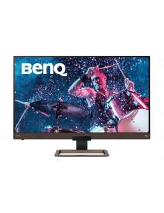 """Benq EW3280U 81.3 cm (32"""") 3840 x 2160 pikseliä 4K Ultra HD LED Musta, Ruskea Benq 9H.LJ2LA.TBE - 1"""