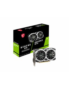 MSI GeForce GTX 1650 D6 Ventus XS OCV2 NVIDIA 4 GB GDDR6 Msi V809-3655R - 1