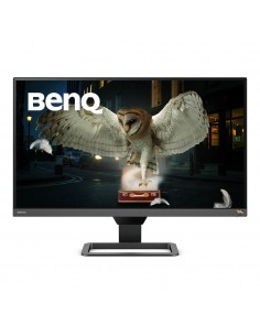 """Benq EW2780Q 68.6 cm (27"""") 2560 x 1440 pikseliä Quad HD LED Musta, Harmaa Benq 9H.LJCLA.TBE - 1"""