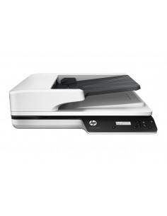 HP Scanjet Pro 3500 f1 Taso- ja ADF-skanneri 1200 x DPI A4 Harmaa Hp L2741A#B19 - 1