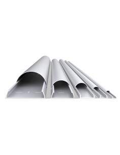 Multibrackets 1332 kabelskydd Sladdhantering Metallisk Multibrackets 7350022731332 - 1