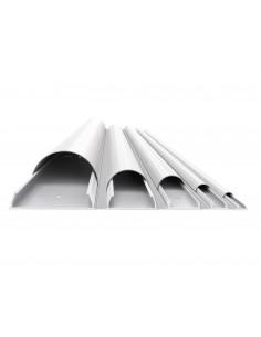 Multibrackets 1356 kabelskydd Sladdhantering Vit Multibrackets 7350022731356 - 1