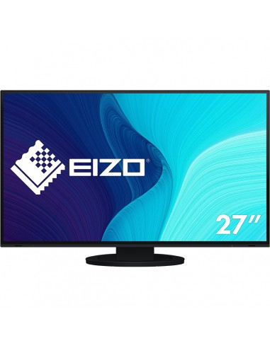 "EIZO FlexScan EV2795-BK tietokoneen litteä näyttö 68.6 cm (27"") 2560 x 1440 pikseliä Quad HD LED Musta Eizo EV2795-BK - 1"