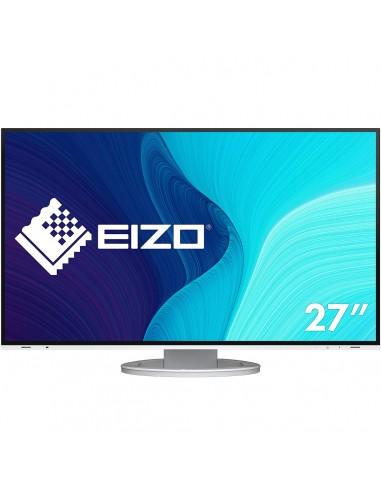 """EIZO FlexScan EV2795-WT tietokoneen litteä näyttö 68.6 cm (27"""") 2560 x 1440 pikseliä Quad HD LED Valkoinen Eizo EV2795-WT - 1"""