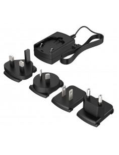 Vision TC2 P18V1A virta-adapteri ja vaihtosuuntaaja Sisätila Musta Vision TC2 P18V1A - 1