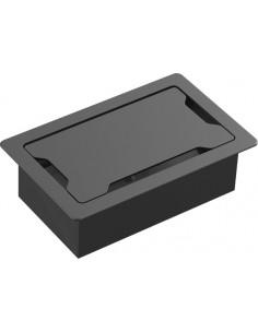 Vision TC3 SURRTB Cable organizer Desk box Black, White 1 pc(s) Vision TC3 SURRTB - 1