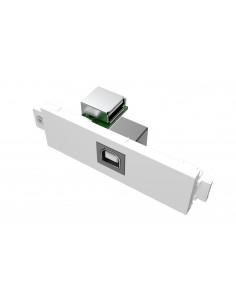 Vision TC3 USBB socket-outlet USB White Vision TC3 USBB - 1