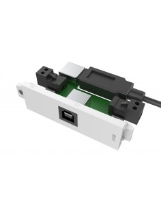 Vision TC3 USBB+ socket-outlet USB White Vision TC3 USBB+ - 1
