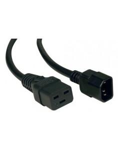 Eaton IEC C14/IEC C19, 10/16 A Musta 2 m C14 liitin C19 Eaton 66029 - 1