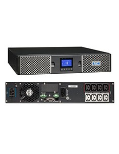 Eaton 9PX 1kVA Double-conversion (Online) 1000 VA W 8 AC outlet(s) Eaton 9PX1000IRT2U - 1