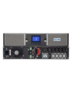 Eaton 9PX2200IRT2U uninterruptible power supply (UPS) Double-conversion (Online) 2200 VA W 10 AC outlet(s) Eaton 9PX2200IRT2U -