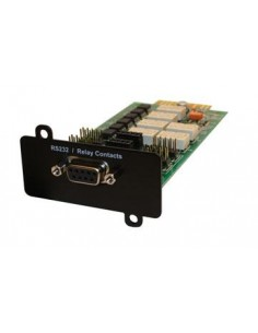 Eaton Relay Card-MS nätverkskort/adapters Intern Serial Eaton RELAY-MS - 1