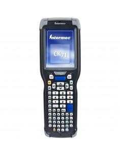 "Intermec CK71 RFID-handdatorer 8.89 cm (3.5"") 480 x 640 pixlar Pekskärm 584 g Svart Intermec CK71AA6MN00W4100 - 1"