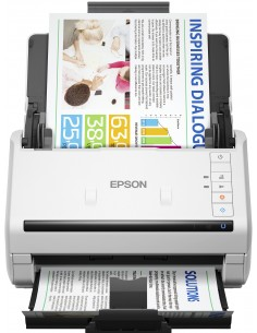 Epson WorkForce DS-530 Sheet-fed scanner 600 x DPI A4 White Epson B11B226401 - 1