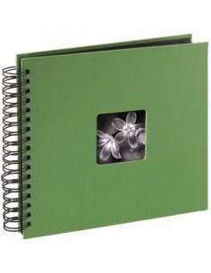 "Hama ""Fine Art"" Spiral Album, apple-green, 26x24/50 fotoalbum Grön 10 x 15. 13 18 Hama 94875 - 1"