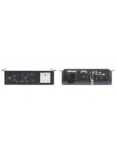 Kramer Electronics UTBUS-1XL liitinjohto 1 x VGA, 3.5mm Musta Kramer 80-004599 - 1