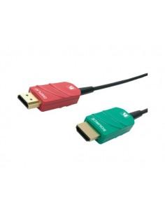 Kramer Electronics CRS-AOCH/COLOR-33 HDMI-kabel 10 m HDMI Typ A (standard) Svart, Blå, Röd Kramer 97-1400033 - 1