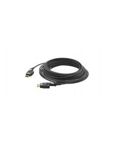 Kramer Electronics CRS-AOCH/XL-197 HDMI-kaapeli 60 m HDMI-tyyppi D (mikro) Musta Kramer 97-1403197 - 1