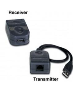 C2G USB Superbooster Extender A RJ45 Svart C2g 81621 - 1